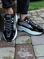Кросс adidas yeezy wave runner чвбн