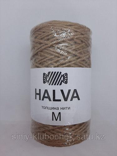 Джутовая пряжа (нить) Halva M