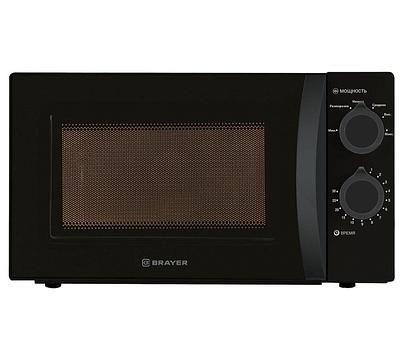 Микроволновая печь Brayer BR2500 черный