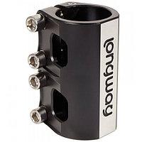 Зажим руля для трюкового самоката Quattro SCS Clamp-Black