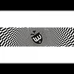 Шкурка для деки Longway Illusion 160*585 mm
