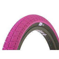 "Покрышка BMX Sunday Current V2 BMX Tire (Hot Pink/Black) 20*2.4"""