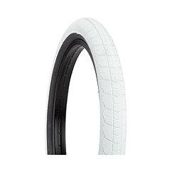 "Покрышка Sunday Current V2 BMX Tire (White/Black) (20"") (2.4"")"