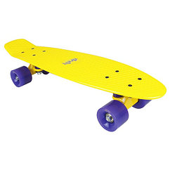 "Пластборд Fun4U Candy Board (22"", yellow-purple)"