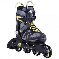 Роликовые коньки K2 Cadence JR LTD Boy (2021)