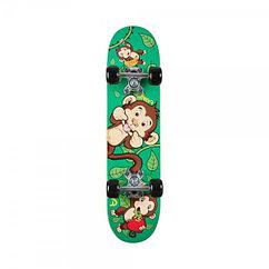 Детский скейтборд Fun4u Funny Monkeys