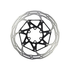 Sram  ротор Centerline 2 -180mm - black (inclu:Ti rotor bolts)