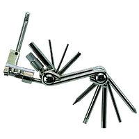 Ключ шестигранник 2/2.5/3/4/5/6/8 mm VENTURA, 11 funct 2/2.5/3/4/5/6/8 mm
