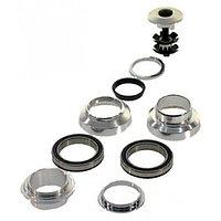 "Рулевые чашки MESSINGSCHLAGER TANGE 1"", alloy, 25.4/30.2/26.4 mm silver 1"""