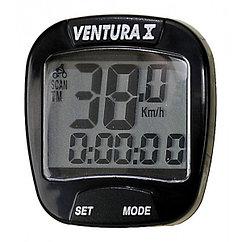 Велокомпьютер провод VENTURA X, 10 functions
