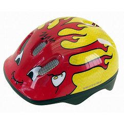 Шлем детский Ventura red/yellow