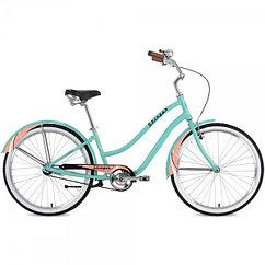 Велосипед городской Stinger Cruiser L алюминий (2021)