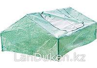 Разборный мини парник садовый, покрытие из армированной пленки 180х142х80 см 63908 Palisad (002)