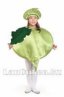 Карнавальный костюм детский овощи и фрукты 24-32 р (репка)
