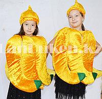 Карнавальный костюм детский овощи и фрукты банан