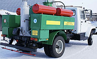 Дезинфекционная машина на базе ГАЗ-3309 (1020-2000 л)