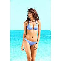 Бюстгальтер купальный женский, размер 70A, цвет лазурный