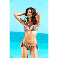 Бюстгальтер купальный женский, размер 80C, цвет розовый