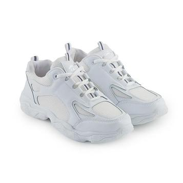 Кроссовки женские, цвет белый размер 39