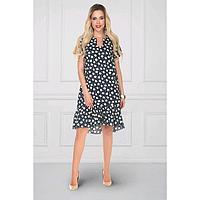 Платье «Сокрано дарк блу», размер 50