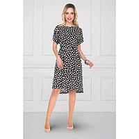 Платье «Мартинетти дарк блу», размер 48