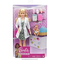 Кукла «Барби доктор педиатр», с малышом пациентом