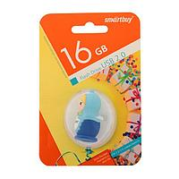 "Флешка Smartbuy Wild series ""Матрешка"", 16 Гб, USB2.0, чт до 25 Мб/с, зап до 15 Мб/с"
