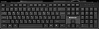 Defender 45440 Проводная клавиатура Next HB-440 RU,черный,полноразмерная