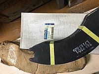 Колодки тормозные для самосвала KOMATSU.566-32-05221