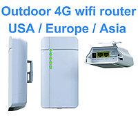 Уличный модем LTE 300 Мбит/с CPE WIFI работает на любой сим карте Роутер 4G