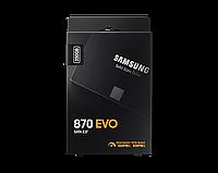 Твердотельный накопитель SSD Samsung 870 EVO 250GB 2,5