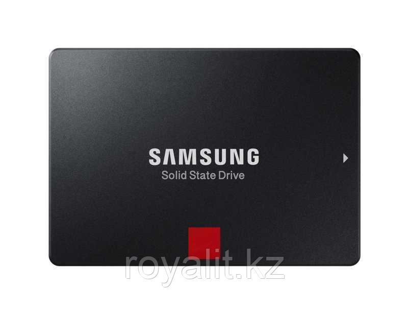 Твердотельный накопитель Samsung SSD 860 PRO SATA III 256GB