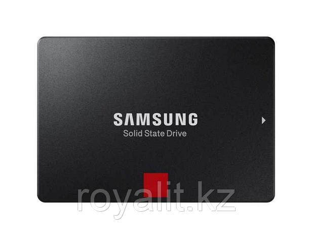 Твердотельный накопитель Samsung SSD 860 PRO SATA III 256GB, фото 2