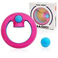 Игрушка антистресс Magic Circle цвета голубой и розовый