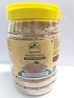 Экстра длинный коричневый басмати рис, 900 гр