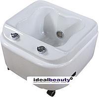 Подкатная ванночка для педикюра