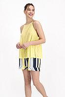 Пижама женская M / 44-46, Желтый