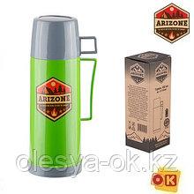 Термос 450 мл., пластик/стекло ARIZONE (27-210440)