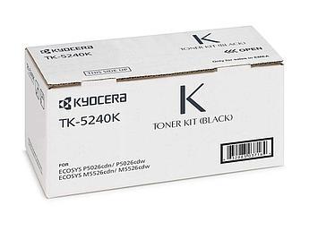 Картридж KYOCERA Тонер-картридж TK-5240K 4 000 стр. Black для P5026cdn/cdw, M5526cdn/cdw