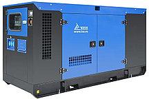 Дизельный генератор 30 кВт ТСС АД-30С-Т400 в шумозащитном кожухе с АВР TTD 42TS STA