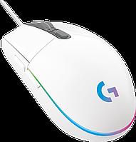 Мышь игровая Logitech G102 LIGHTSYNC, White