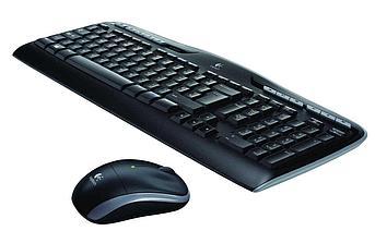 Беспроводной комплект мышь + клавиатура Logitech MK330 (920-003995)
