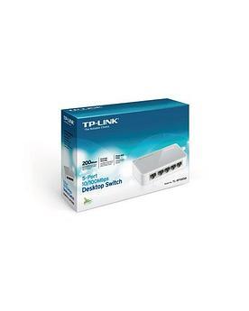 TP-Link TL-SF1005D 5-портовый 10/100 Мбит/с настольный коммутатор