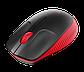 Мышь беспроводная полноразмерная Logitech M190 Red (910-005908), фото 4