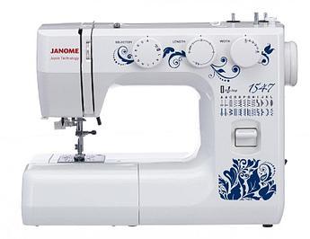 Janome 1547  швейная машина