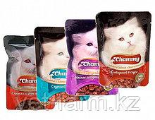 Chammy влажный корм для кошек 85гр