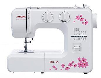 Janome MX 55 Электромеханическая швейная машина