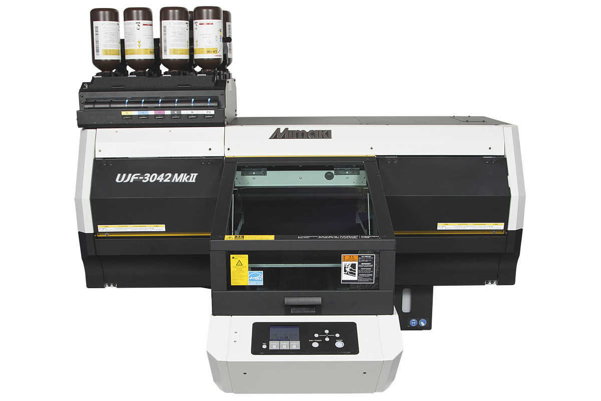 УФ принтер Mimaki UJF-3042 MkII