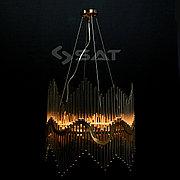 Люстра Модерн 8089/600 Bronze