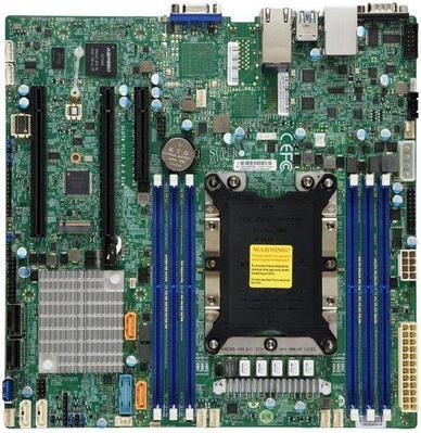 Материнская плата SuperMicro MBD-X11SPM-F-O